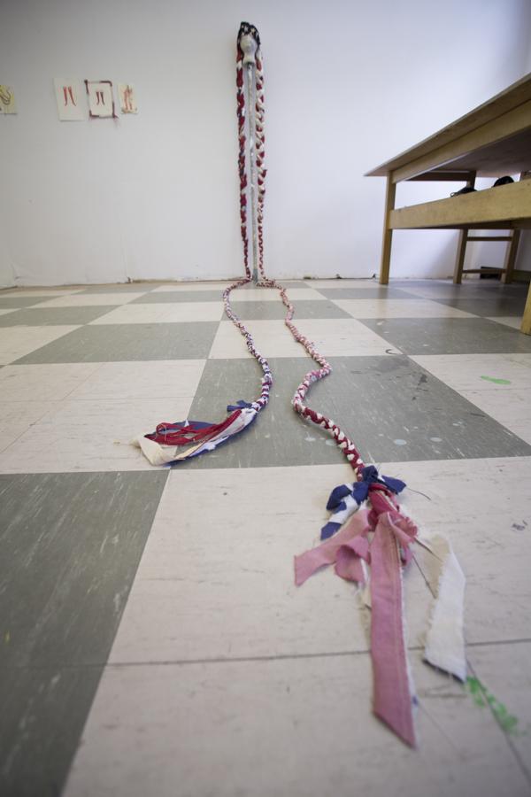 Melissa Vandenberg exhibit